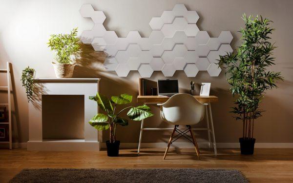 białe panele ścienne